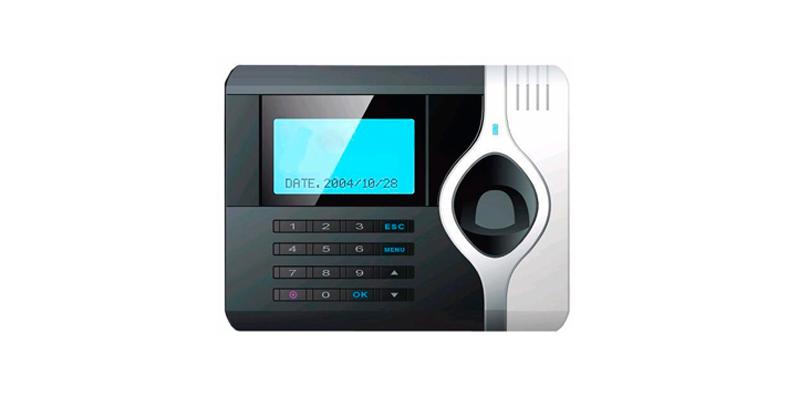 Control de Acceso Vehicular con Lector de Huella Digital