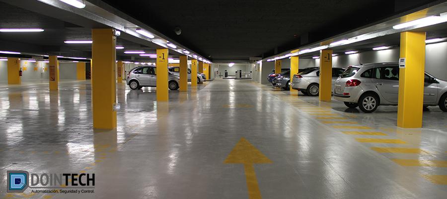 Control de Acceso Vehicular Dointech