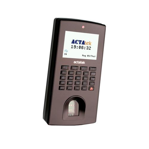 Control de Acceso Biométrico de Asistencia